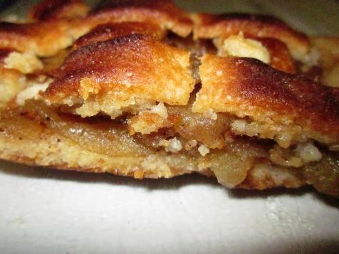פאי תפוחים ומייפל טבעוני: קינוחים ומתוקים טבעוניים