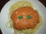 רוטב רוזה איטלקי משמנת קשיו ועגבניות