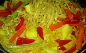 אוכל תאילנדי טבעוני