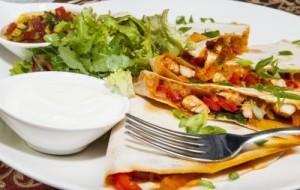 ארוחת טעימות מקסיקנית