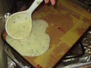 למתכון להכנת לזניה בולונז מוקרמת בבשמל לחצו כאן