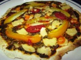 פיצה טבעונית מהירה: מתכונים טבעוניים מהירים