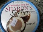 גלידת קוקוס טבעונית