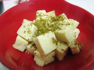 גבינה צפתית טבעונית מטופו