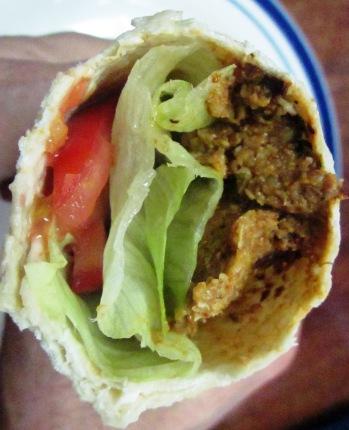 אוכל טורקי טבעוני