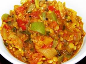 דאל הודי אמיתי: תבשיל עדשים כמו בהודו