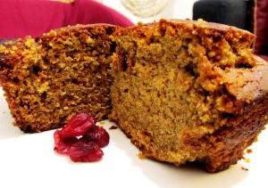 עוגת טחינה מלאה טבעונית